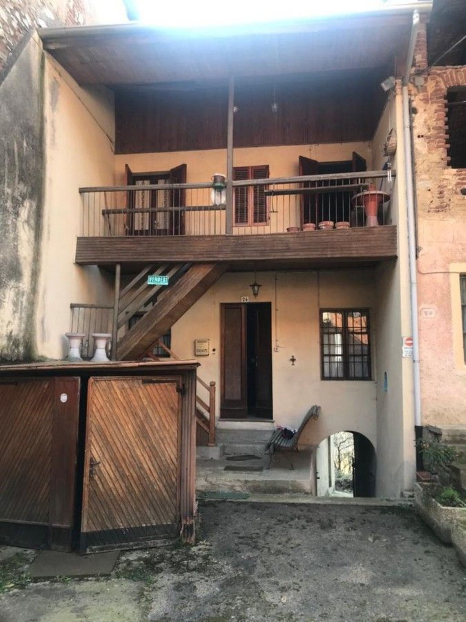 Villetta a schiera in vendita in frazione Mino s.n.c., Mezzana Mortigliengo